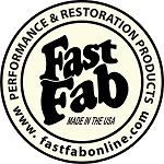 Fast Fab Decal